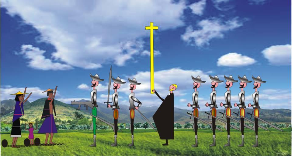 Dogmas religiosos versus cosmovisión Misak